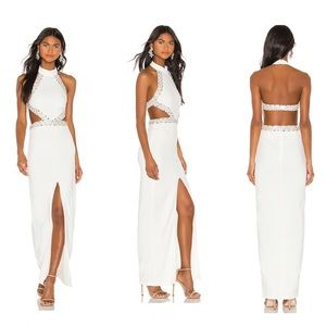 NBD Nicolina Gown on Revolve Size Small